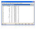 Analyzer report screenshot